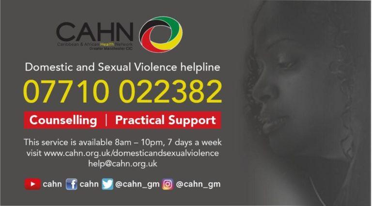 CAHN DV Helpline