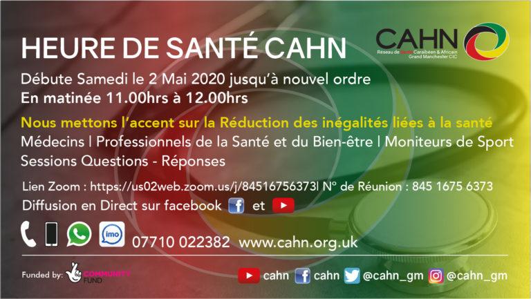 CAHN Health Hour French..