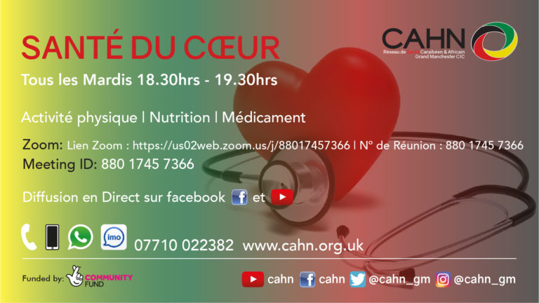CAHN Healthy Hearts French..