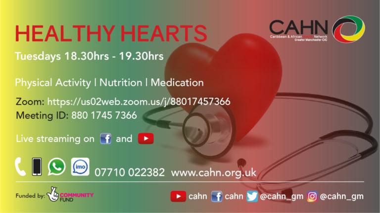 CAHN Healthy Hearts..