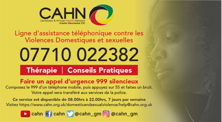 Domestic Violence 999 Call in French